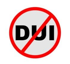 DUI Expungement and rules associated with it