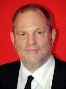 Weinstein appears in court charged with rape