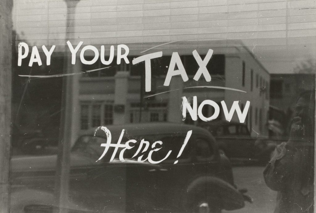 US Federal Tax System